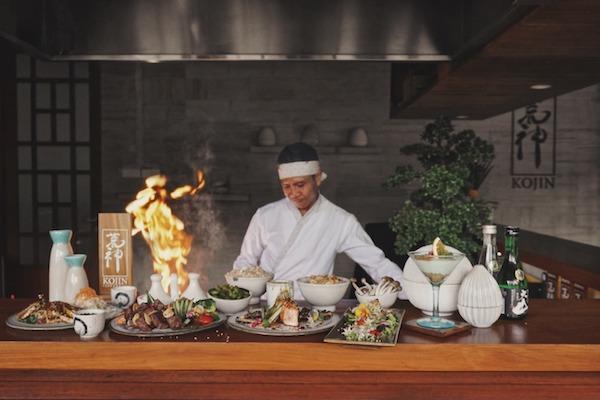 Kojin Teppanyaki
