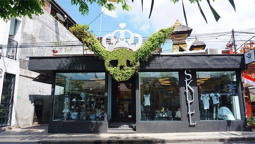 Skull Bali