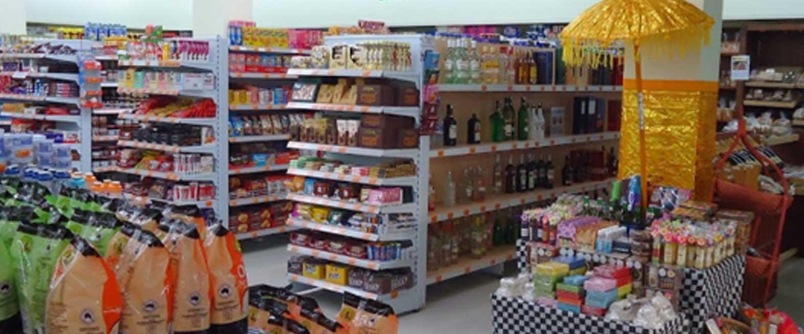 Frestive Supermarket