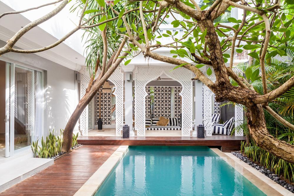 The Palm Tree House Bali