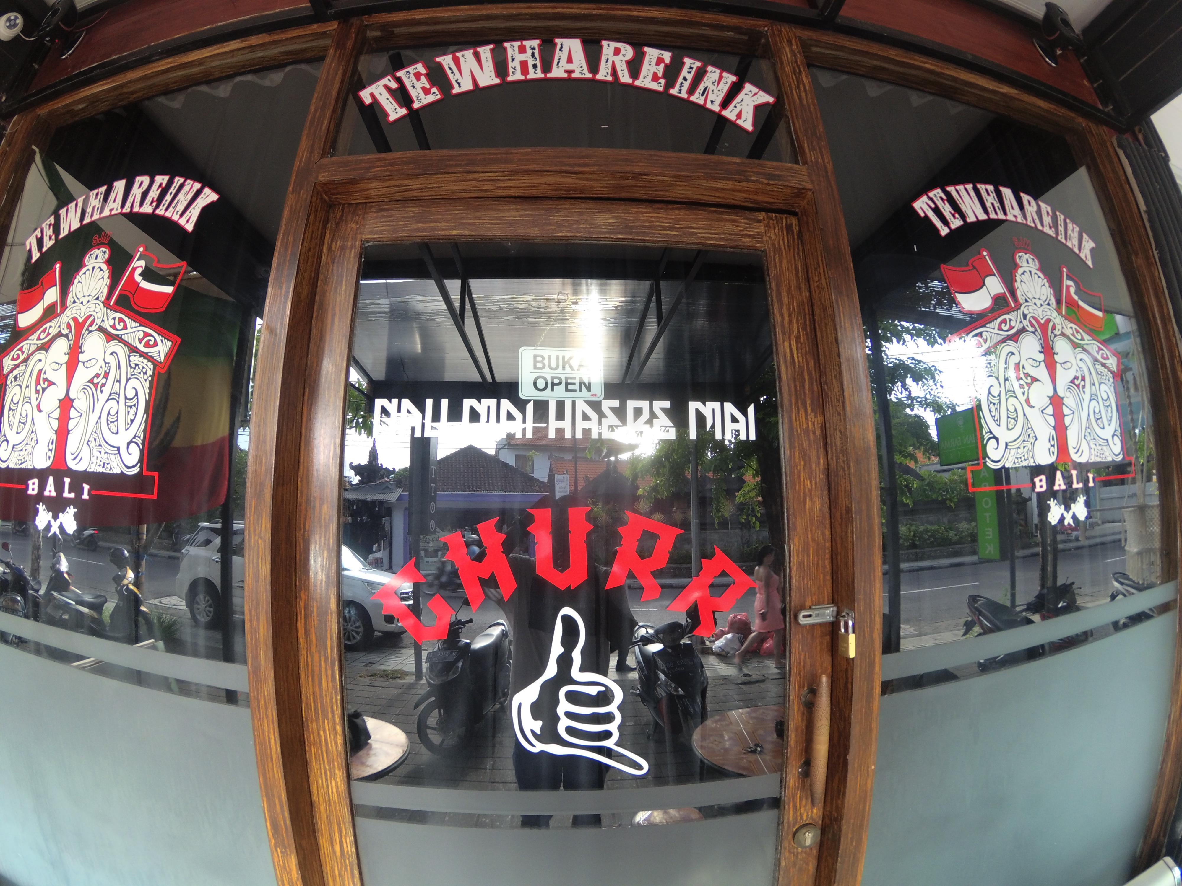 Te Whare Ink
