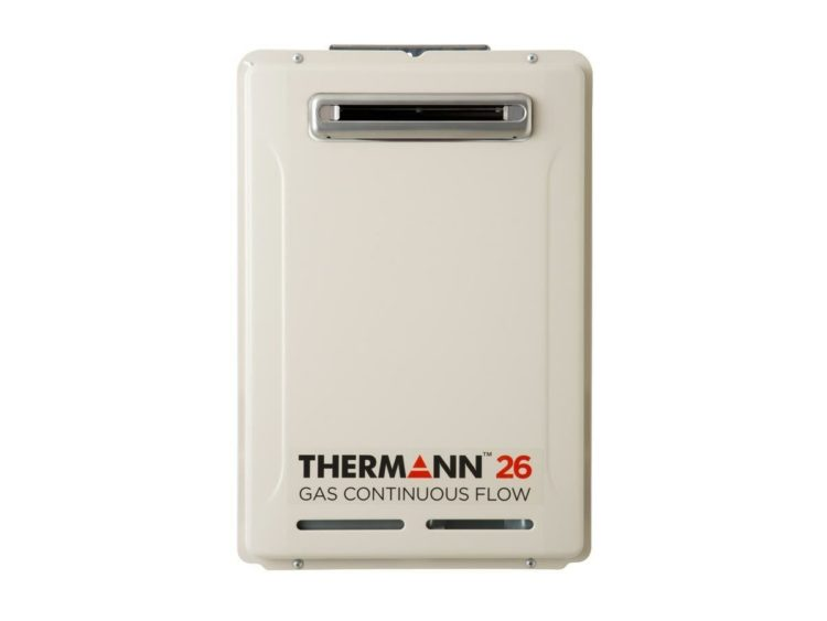 Web 1200x900 Thermann 6 Star 26ltr Continuous Flow Hot Water Unit