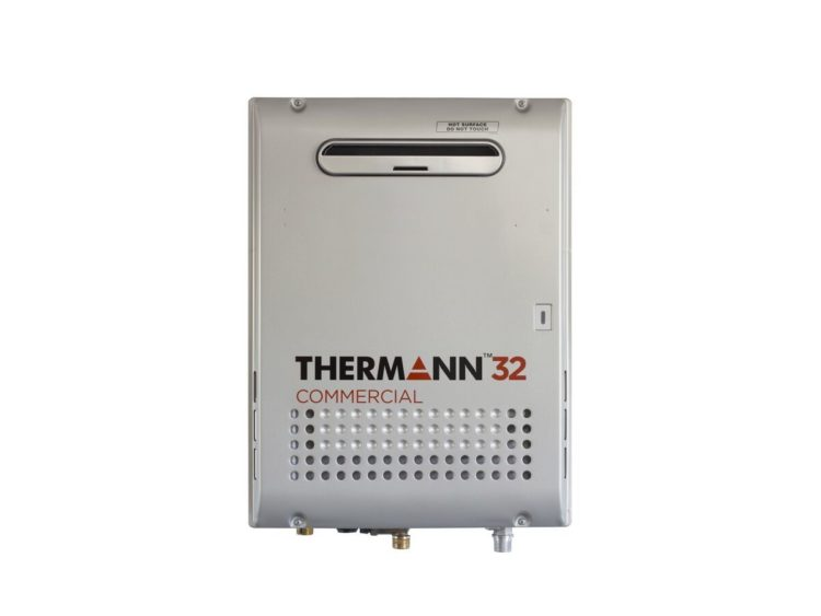 Web 1200x900 Thermann Commercial Continuous Flow Hot Water Unit External 32ltr