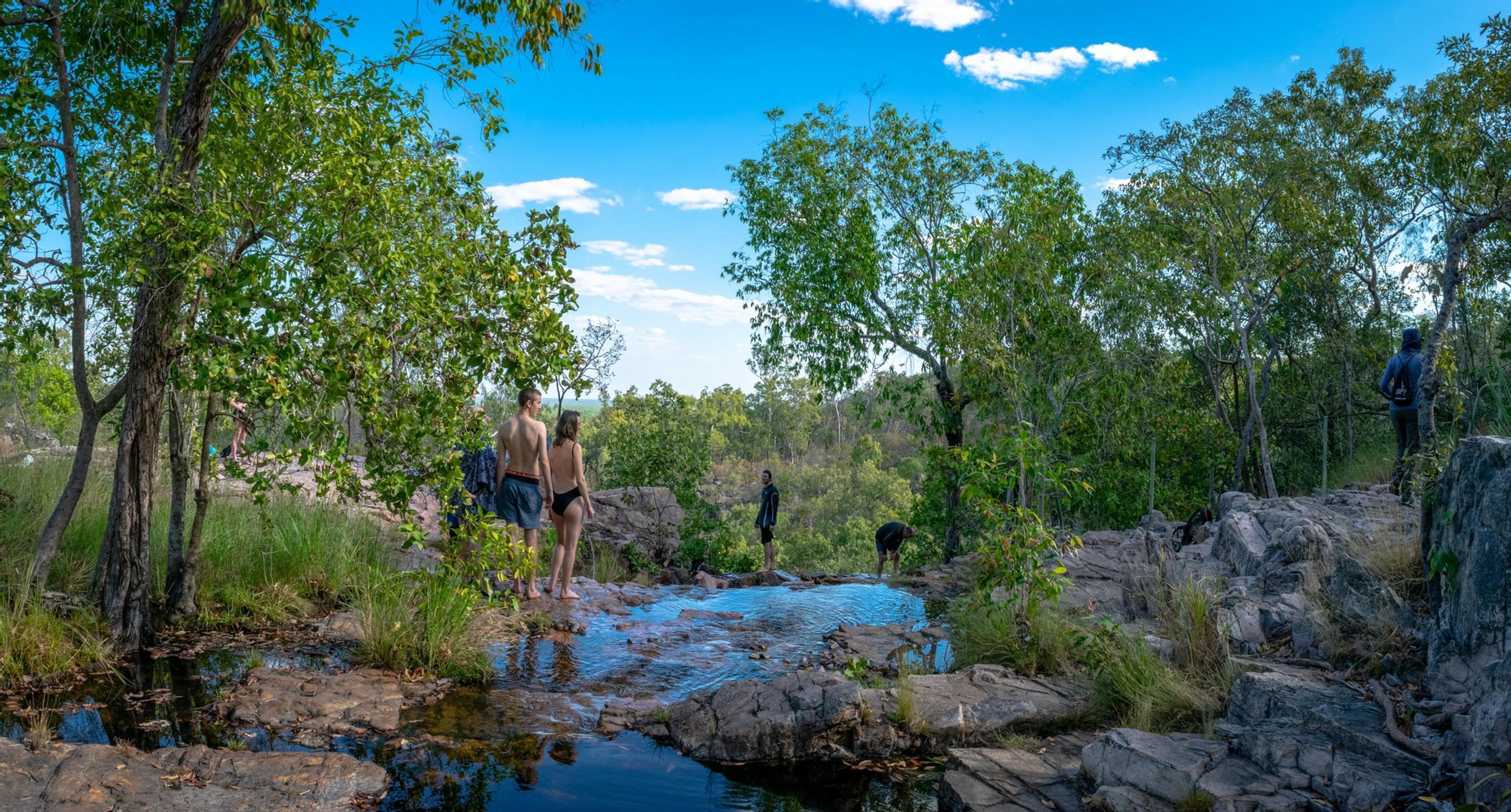 Tjaetaba Falls - Litchfield National Park