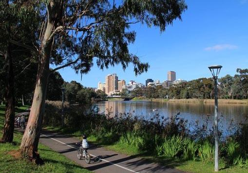 River Torrens Linear Trail
