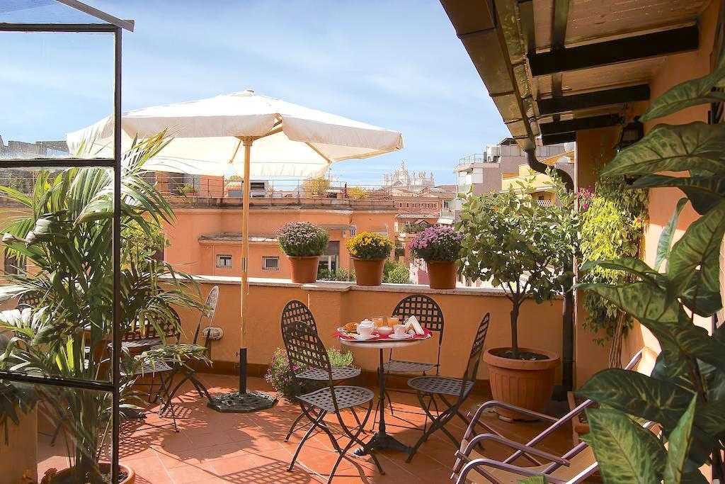 Hotel Novecento, Rome