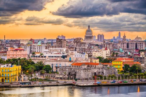 8 Days/7 Nights Trip to Cuba Including Flights & Accommodation