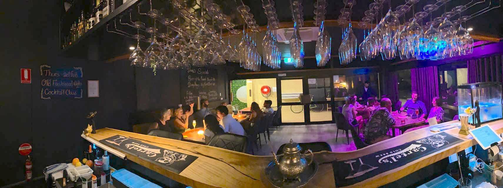 Dom's Bar & Lounge, Darwin