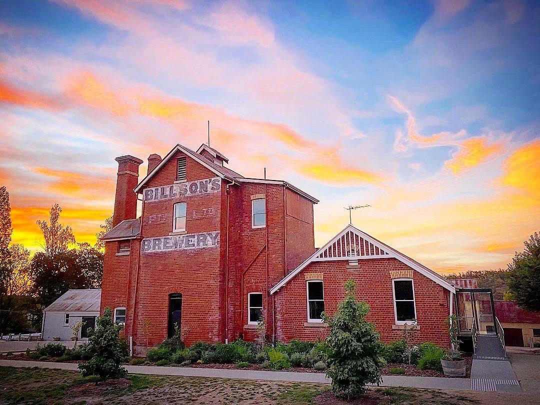 Billson's Brewery, Beechworth