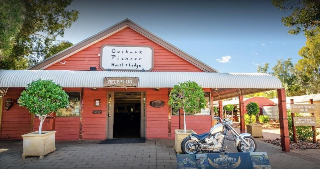 Outback Pioneer Kitchen, Yulara