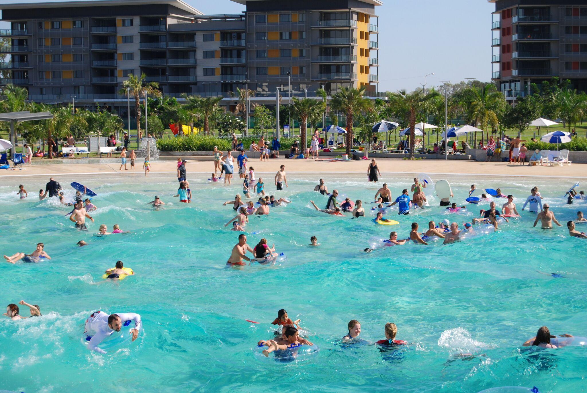 Darwin Recreation Lagoon