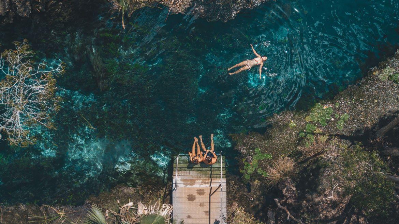Mataranka Thermal Pool, Katherine region