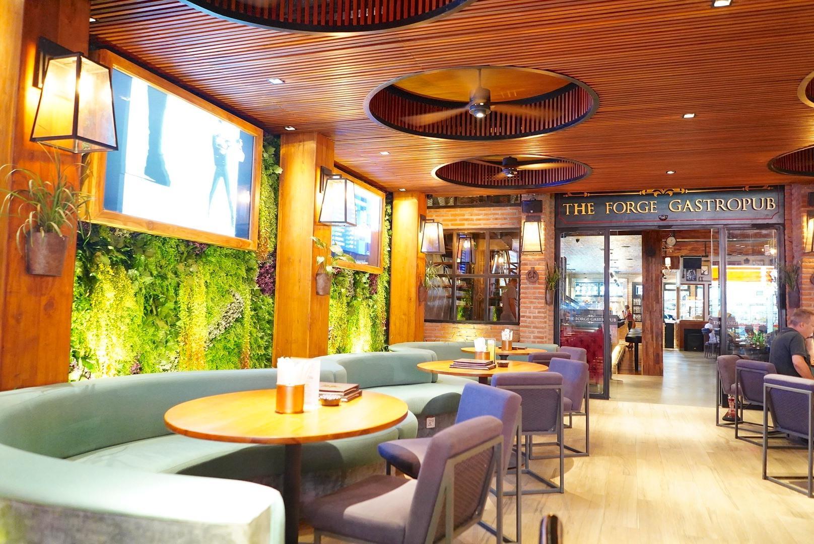 The Forge Gastro Pub Bali