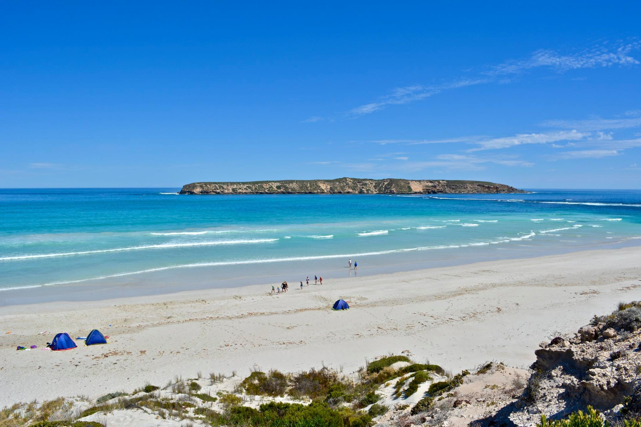 Almonta Beach - Coffin Bay National Park
