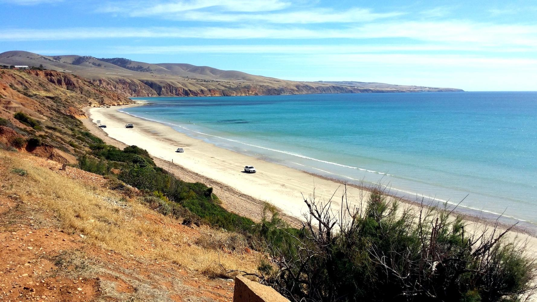 Sellicks Beach - Fleurieu Peninsula