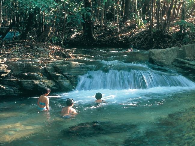 Berry Springs Nature Park, Darwin