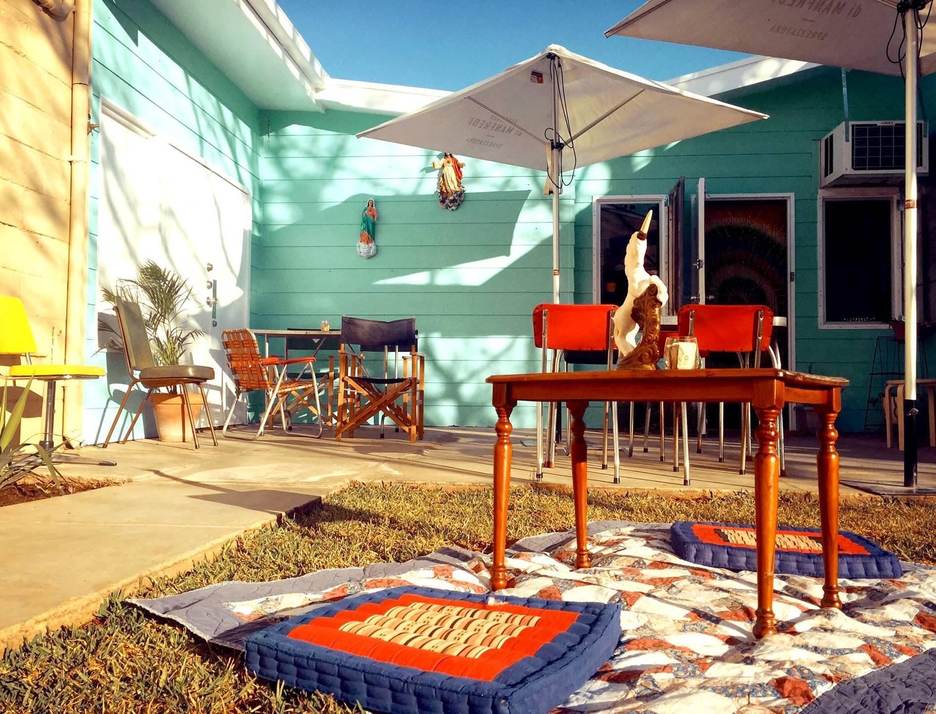House of Tallulah, Alice Springs