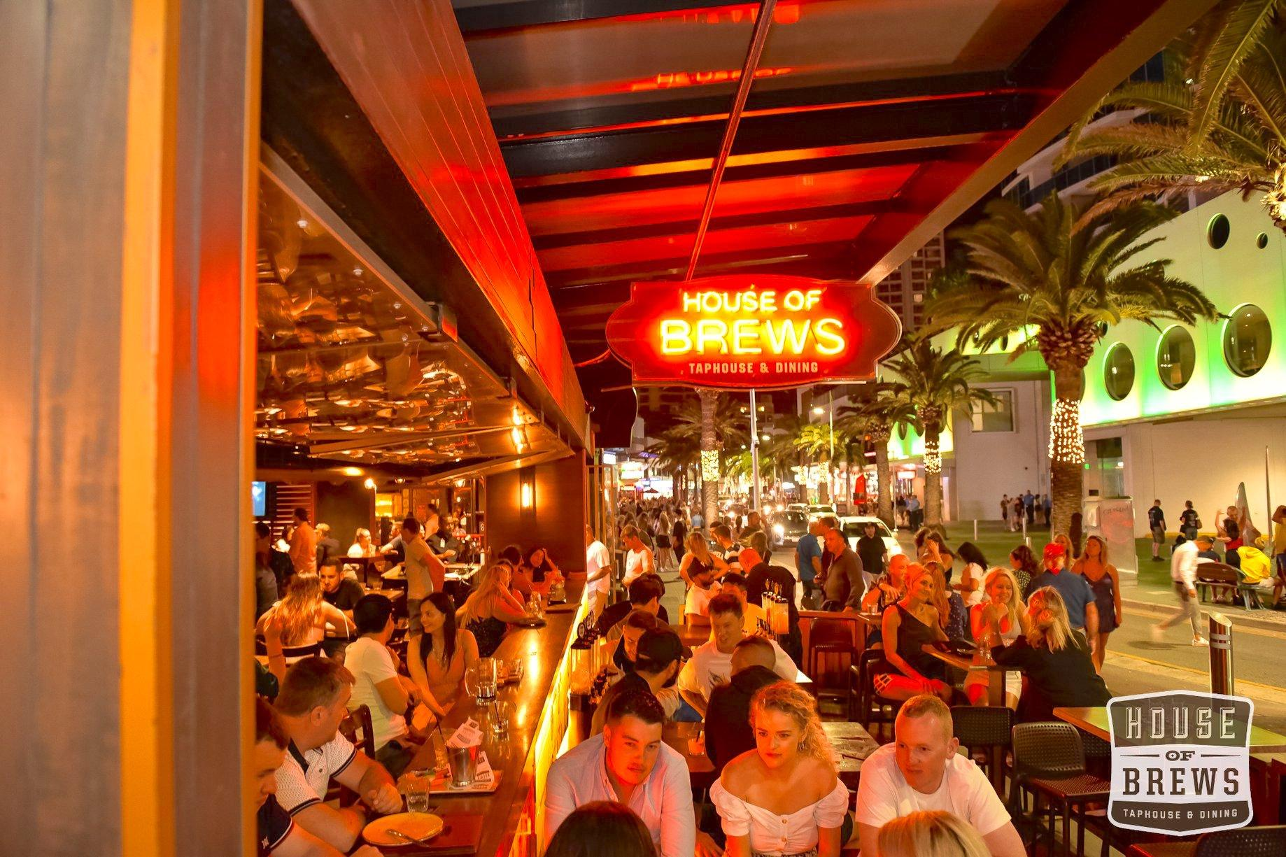 House of Brews, Surfers Paradise