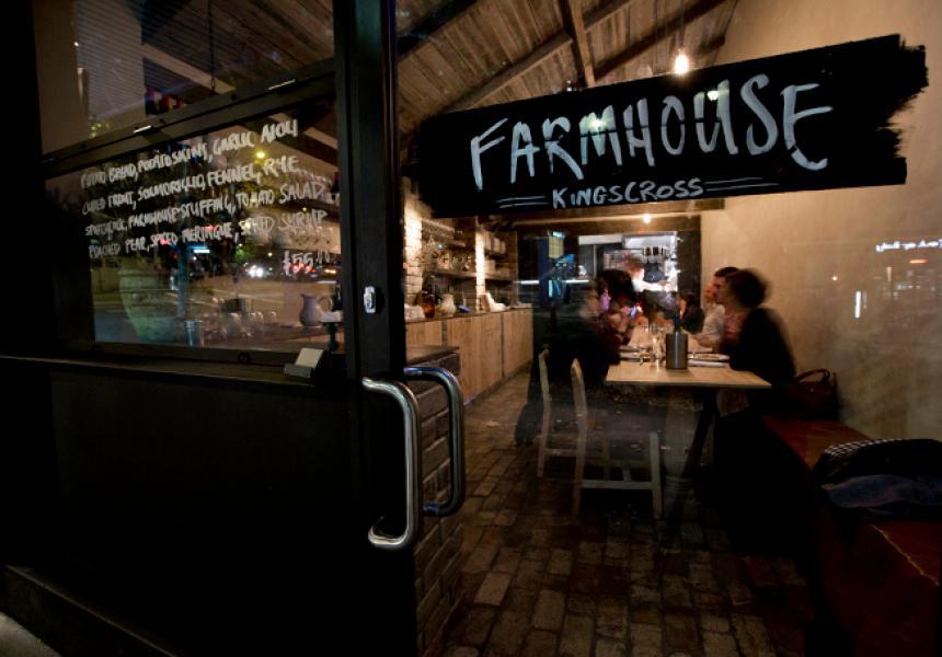 Farmhouse Kings Cross