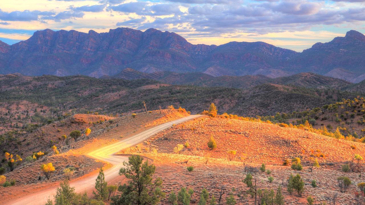 Heysen Trail - Fleurieu Peninsula to Flinders Ranges