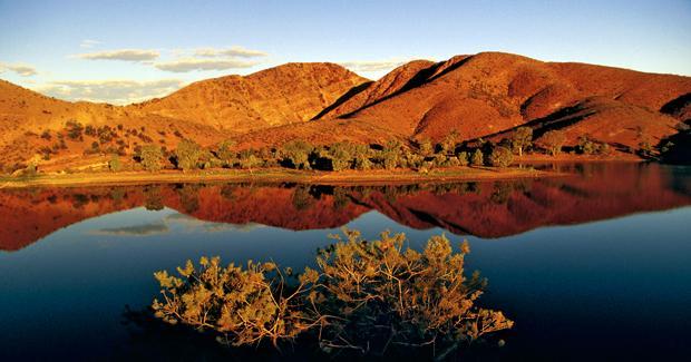 Walking the Flinders Ranges