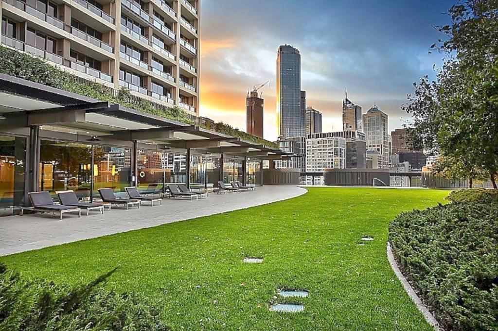 Sanctuary Apartments Southbank, Melbourne