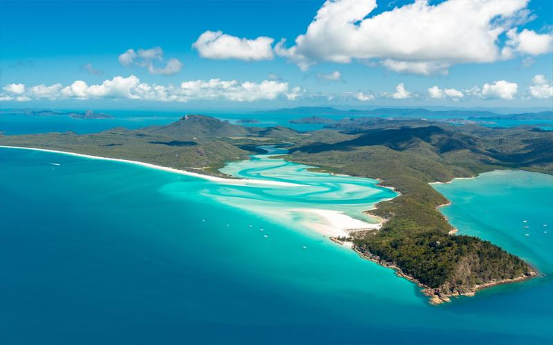 7 Day/6 Night Exploring Whitsundays & Airlie Beach Package - Real Adventure Group