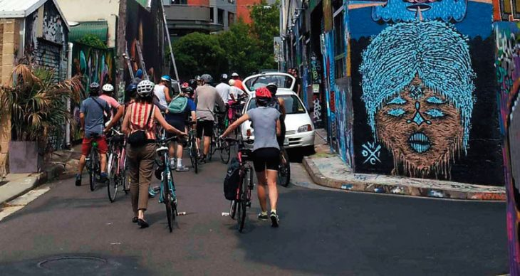 Art Cycle Tours Sydney