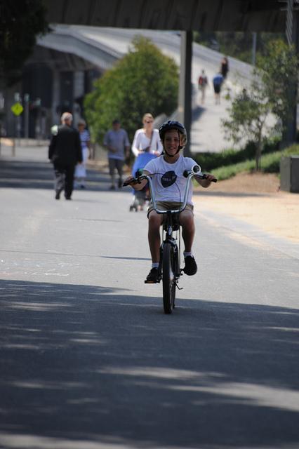 Treadlie Bike Hub 2014 Test Ride