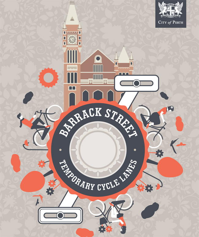 Barrack St Bike Lane