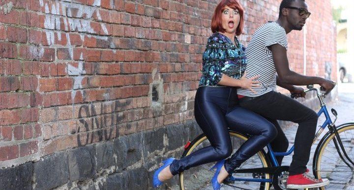 Treadlie Speed Dating by bike