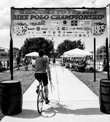 World hard court Bike Polo Chamionships
