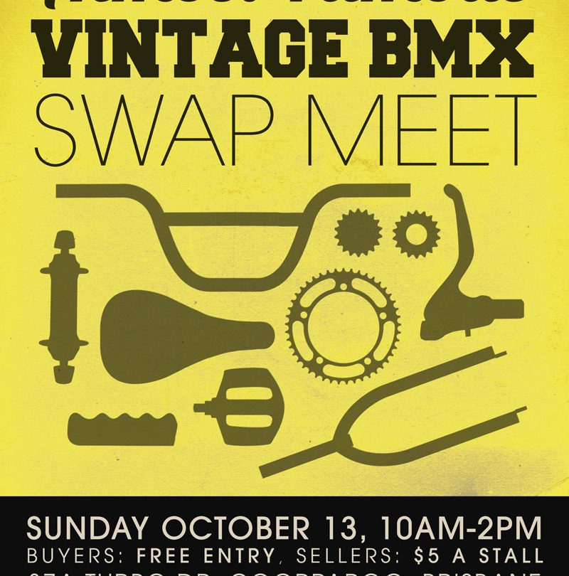 Almost Famous Vintage BMX Swap Meet