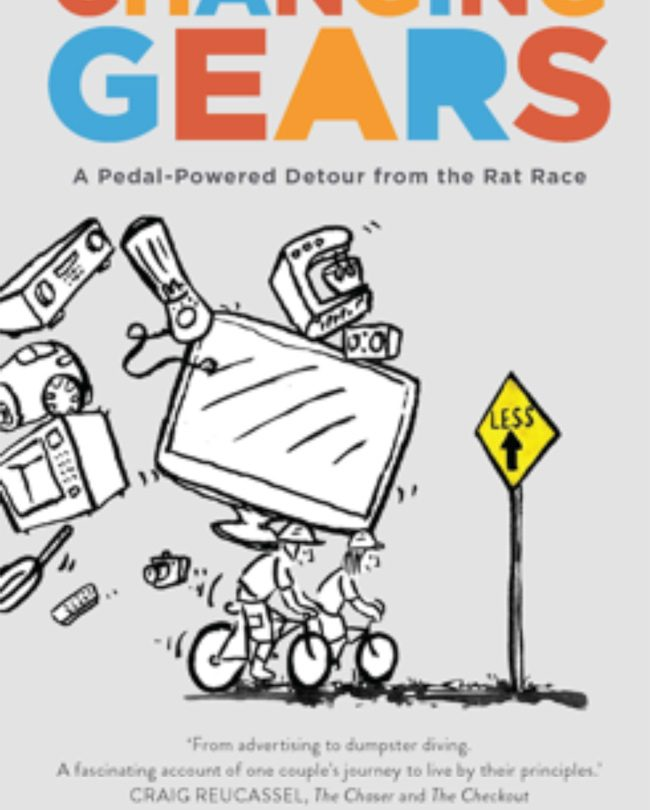 Changing Gears, a pedal powered detour from the rat race