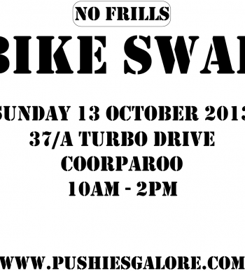No Frills Bike Swap