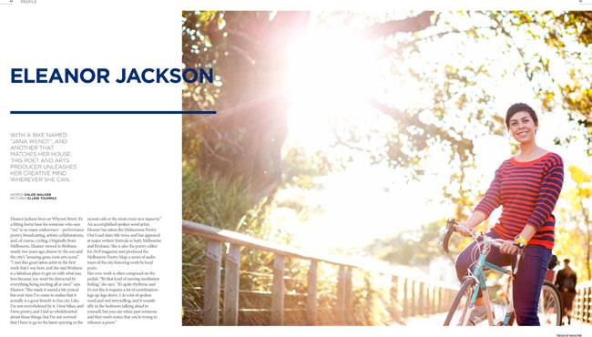 Treadlie Magazine Issue 8 September 2012