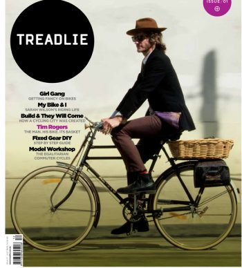 Treadlie Magazine Issue 1 December 2010