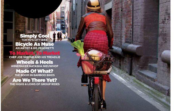 Treadlie Magazine Issue 2 March 2011
