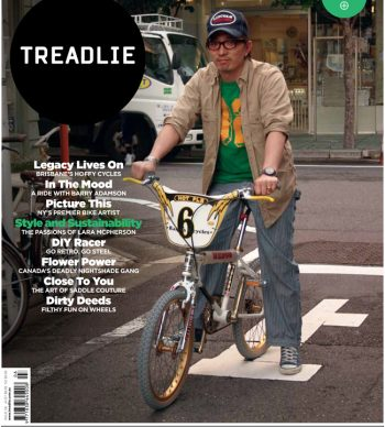 Treadlie Magazine June 2011 Issue 7