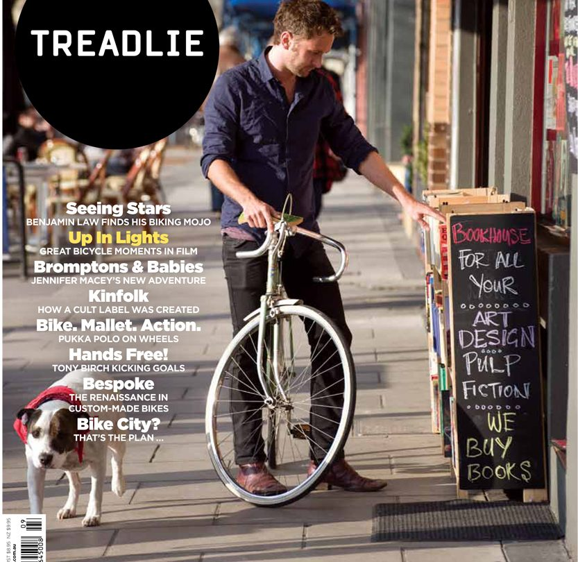 Treadlie Magazine Issue 4 September 2011