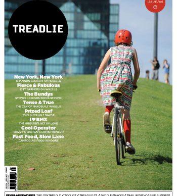 Treadlie Magazine, March 2011, Issue 6