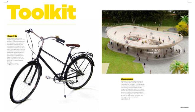Treadlie Magazine Issue 7 June 2012 - Toolkit