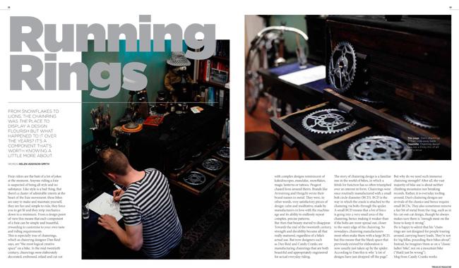 Treadlie Magazine Issue 9 December 2013