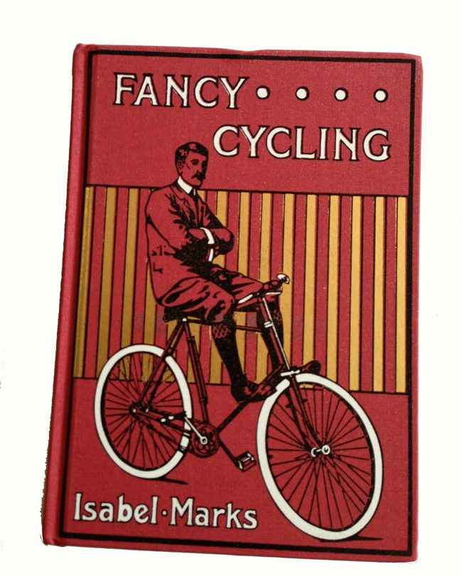 Fancy Cycling by Isabel Marks
