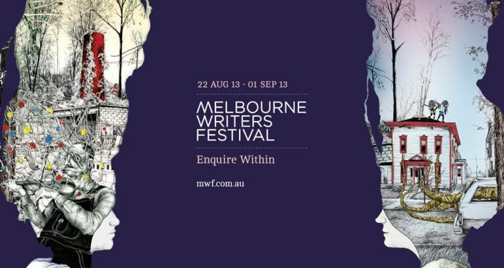 melbourne Writers Festival 2013