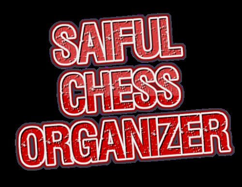 Saiful Chess Organizer