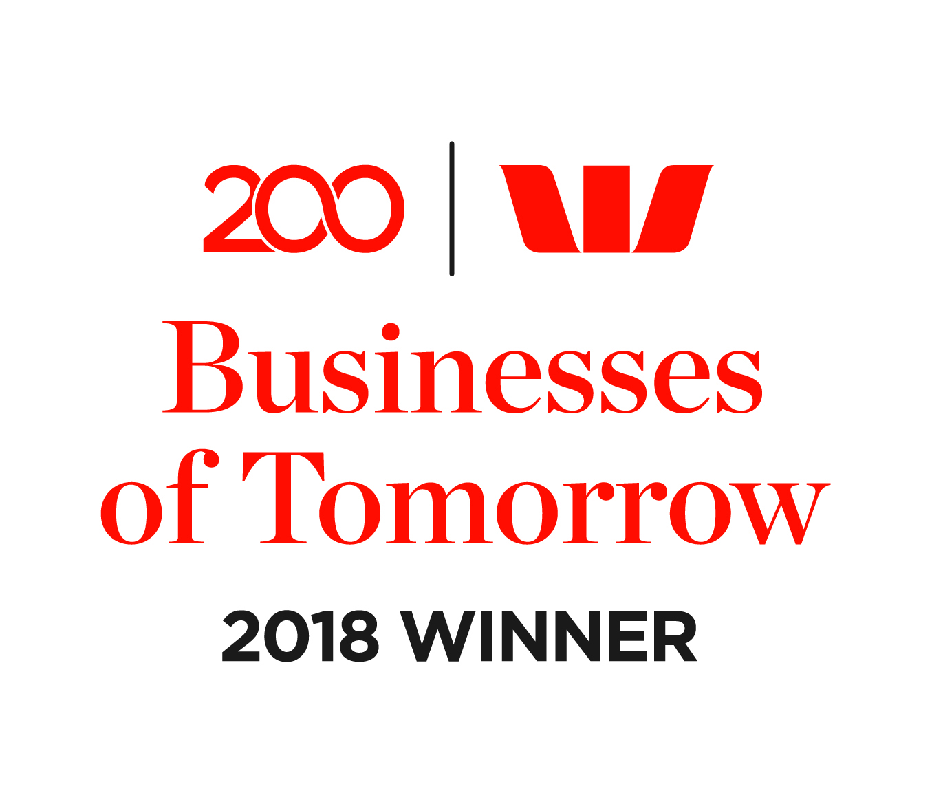 Businesses of Tomorrow 2018 Winner Colour 1