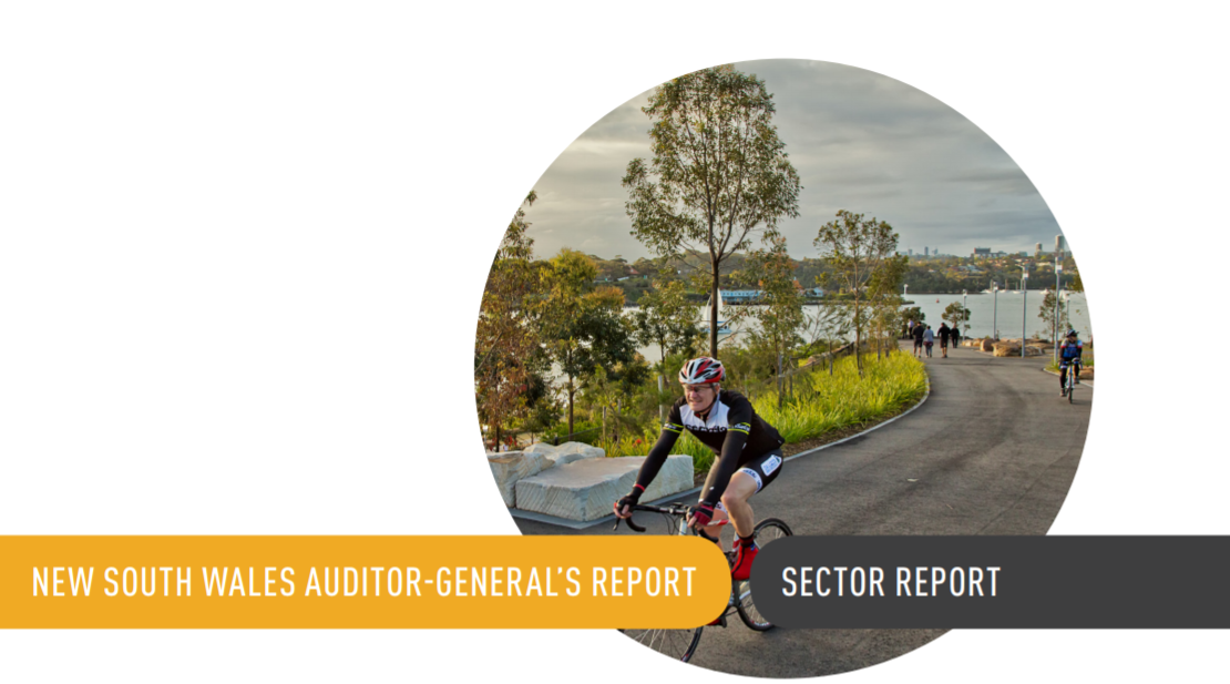 NSW Auditor-General's report