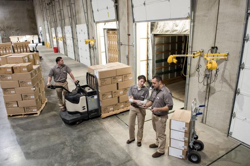Capacity of shipment