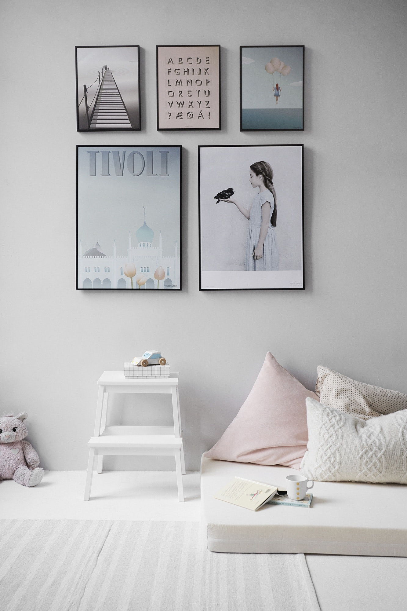 Frames and artworks